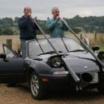 David Kleeder et Stuart Bower - England - 2011