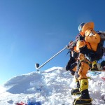 Herbert Gielesberger - Mount Everest - world record - 2011