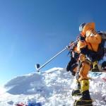 Herbert Gielesberger - Mount Everest - world record - 2011