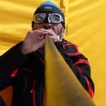 Herbert Gielesberger - Mount Everest - camp de base - 2011