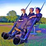Stück für Stück Alphorn Trio - Suisse, Allemagne - 2011