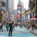 Elio Pescatore - Time Square et Rockfeller Center - NYC - 2011