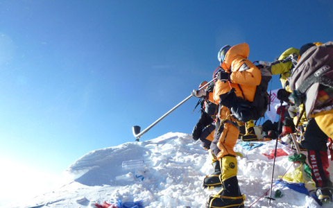 everest cor des alpes record