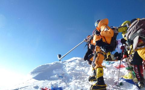 everest cor des alpes record