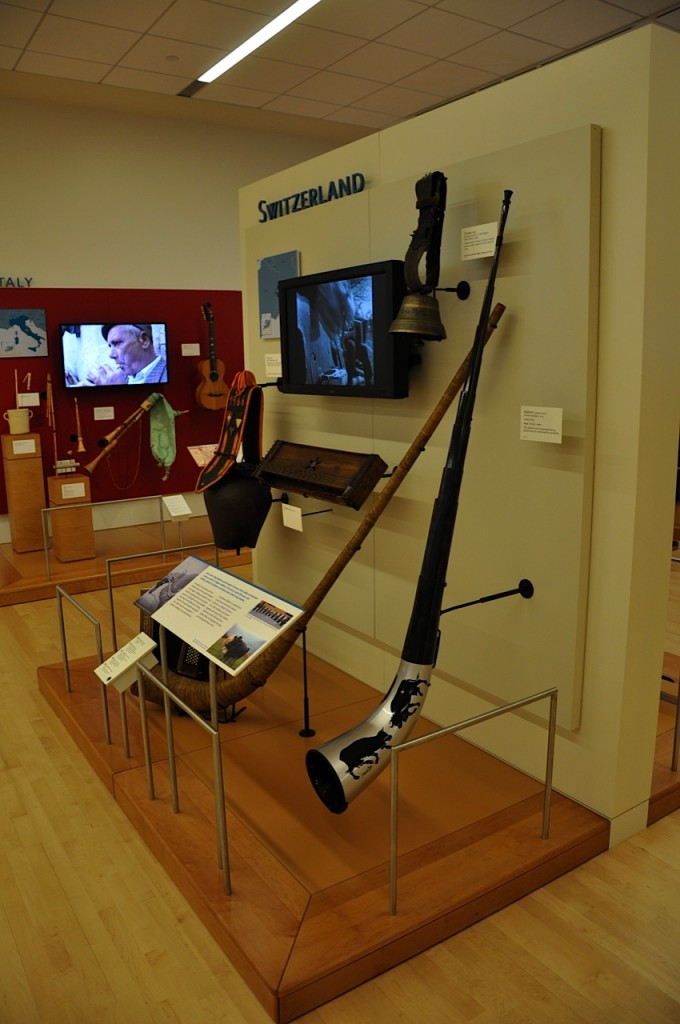 AlpflyingHorn au Musical Instrument Museum