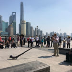 Swiss Carbon Alphorn in China