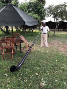 AlpFlyingHorn au Kenya - Mara Siria Tented Bush Camp & Cottages