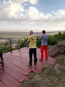 AlpFlyingHorn au Kenya - Masai Mara